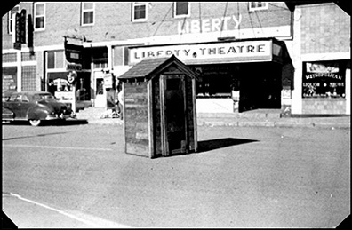 Pagosa Springs Liberty Theatre Photograph