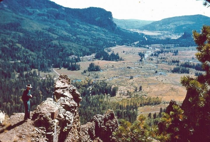 Wolf Creek Pass, Pagosa Springs, Photograph