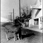 The Old West Side Grocery in Pagosa Springs photograph