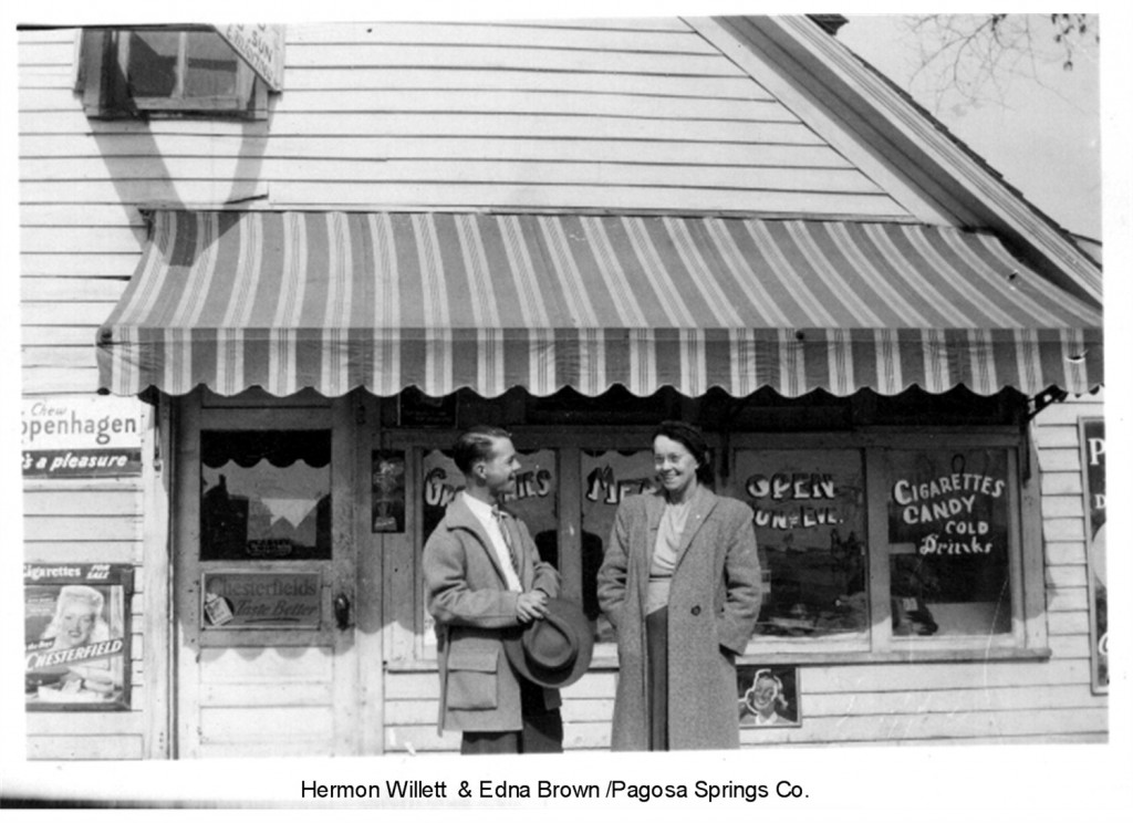 The Wayside Grocery Store in Pagosa Springs photo