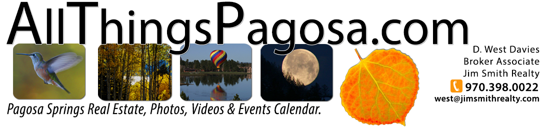 All Things Pagosa