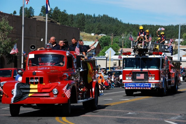 2014 Pagosa Springs 4th of July Parade