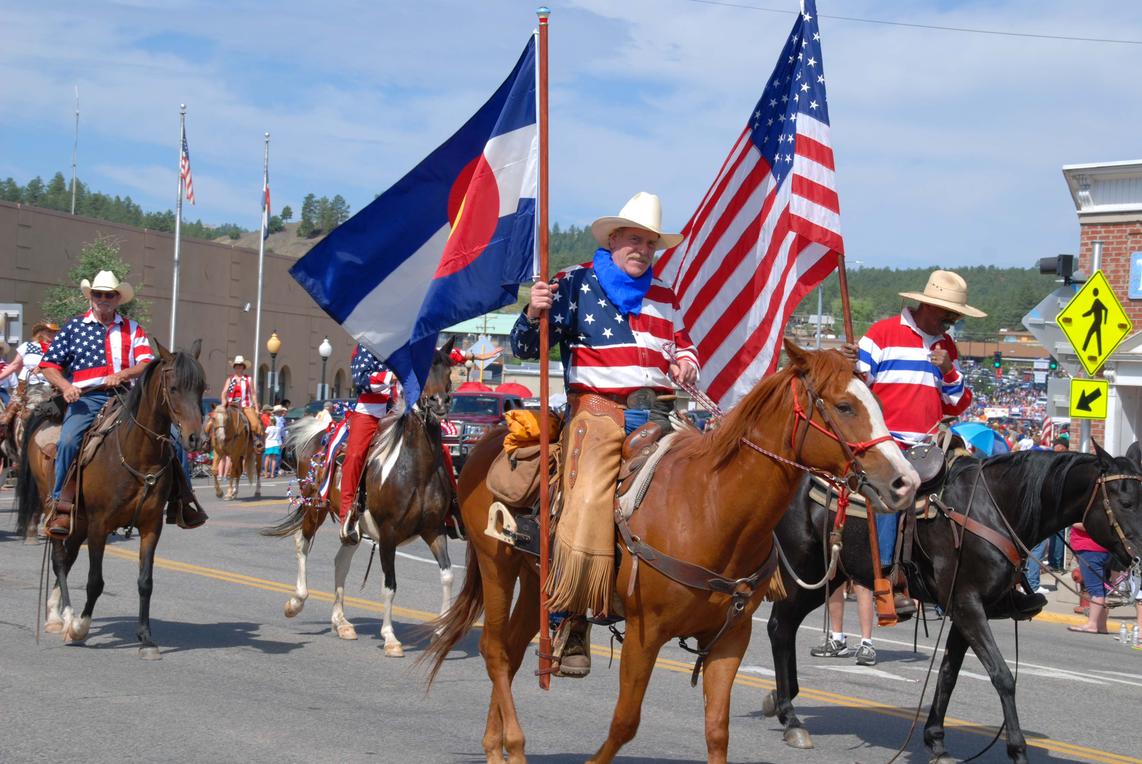 Pagosa Fourth of July Parade